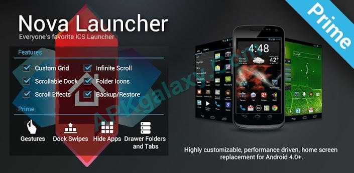 Nova Launcher Apk Free Download For Android Devices 2021